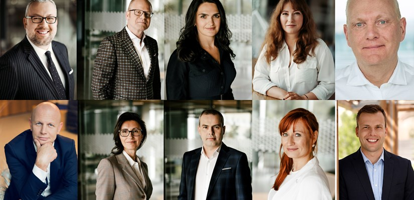 Senior Leadership Team Skanska Commercial Development Business Unit in CEE