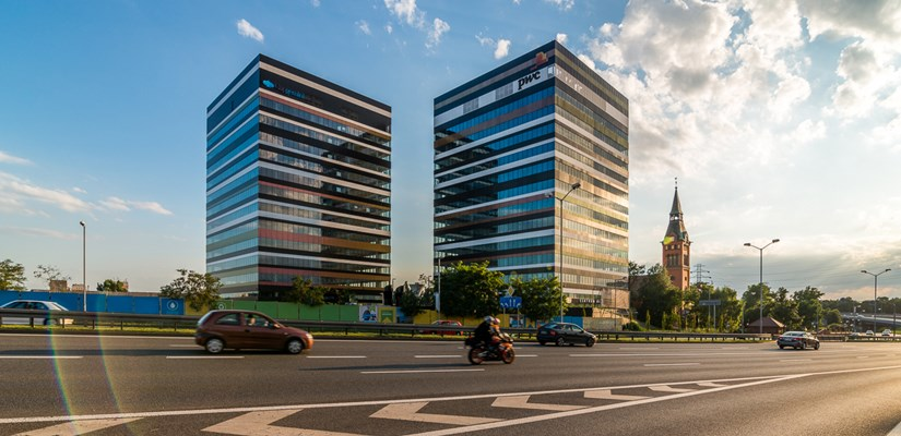 Silesia Business Park (A,B), Skanska Property Poland