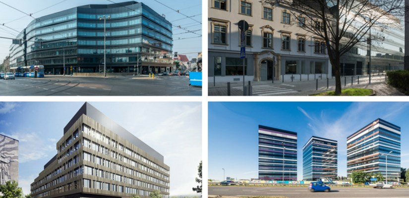Skanska Property Poland & medusa group - projects