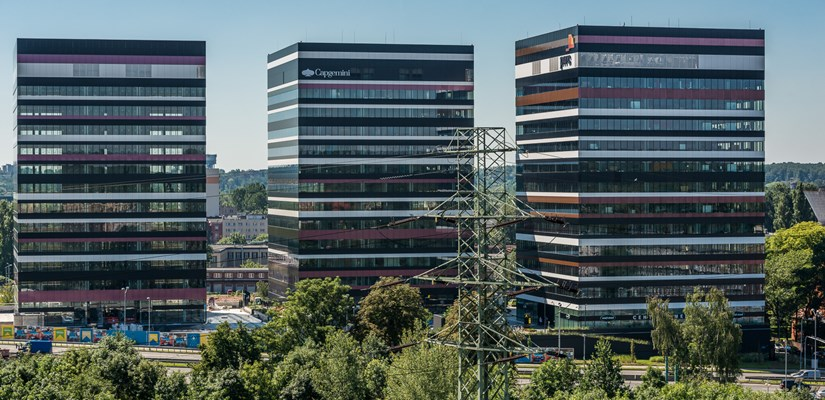 Silesia Business Park, Skanska Property Poland