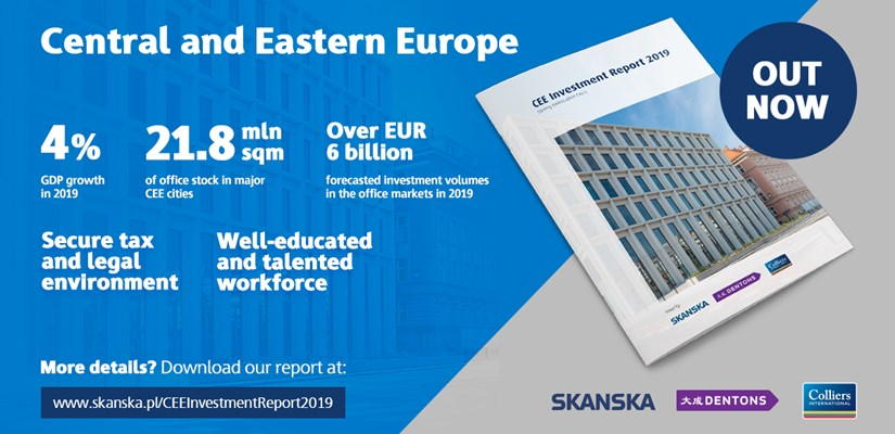 CEE Investment Report 2019