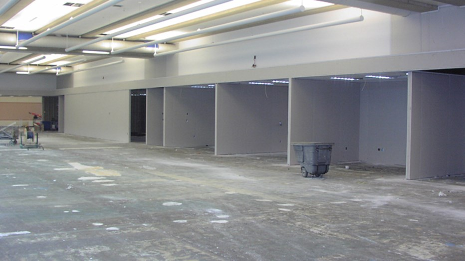 Aetna Life Insurance Tech Center and Renovations