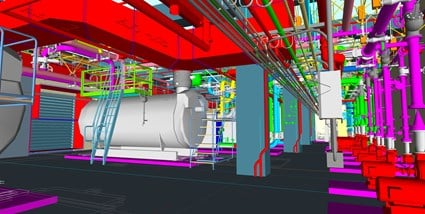 Catskill/Delaware UV Water Treatment Plant VDC/BIM