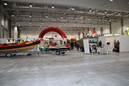 Center for Conference and Exhibition of Lodz International Fair