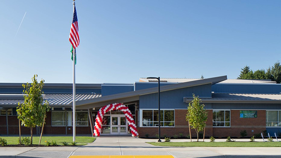 Crestline Elementary School Replacement