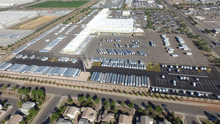 FedEx Ground Package System Inc., Parking Lot Expansion