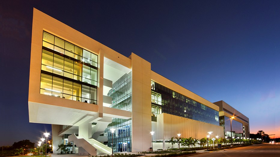 FIU College of Public Health Academic Health Center 5