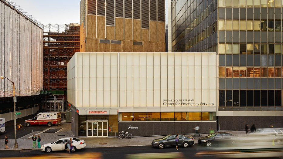 New York University Langone Medical Center Emergency Department