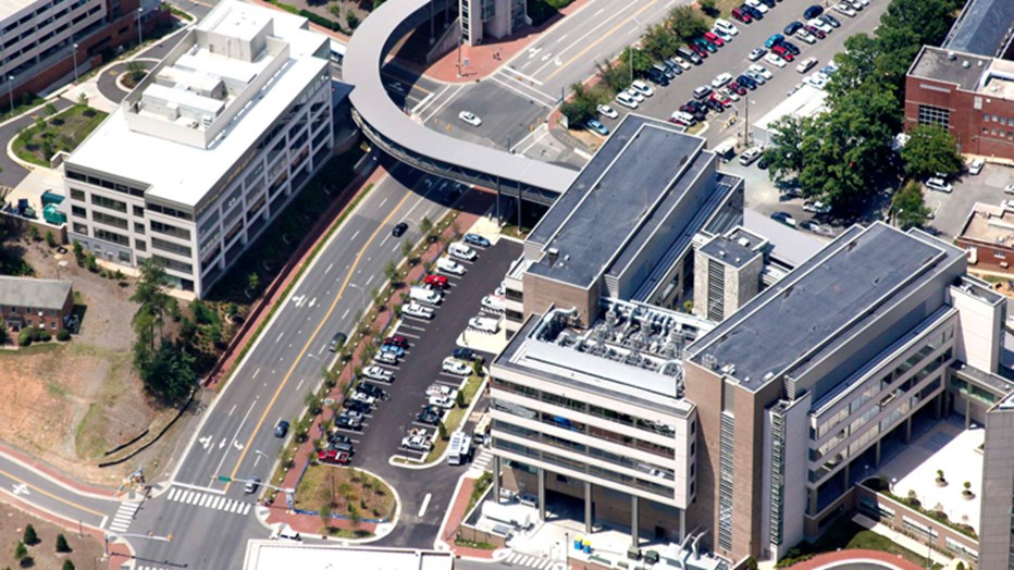 North Carolina Cancer Hospital & Physician's Office Building