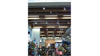 Pier 1 Imports, 1776 Wilson Boulevard Tenant Fit-out