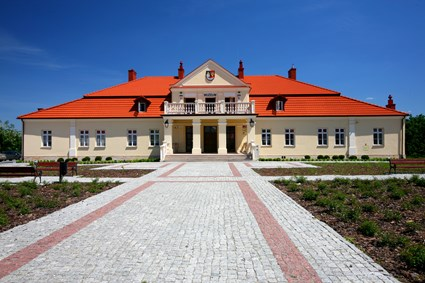 Starost's Manor House in Lezajsk