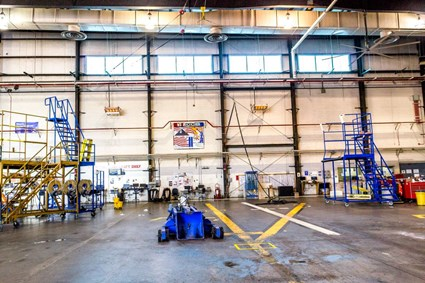 Southwest Airlines, Hangar Expansion