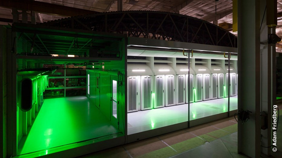 TELUS Super Internet Data Center